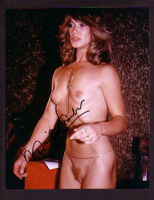 Chambers  nackt Marilyn Megan McKenna